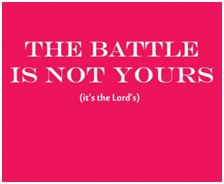 Battles is the Lords